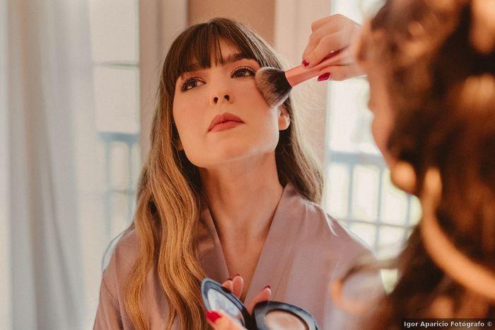 Un maquillaje con mucho estilo 😍 1