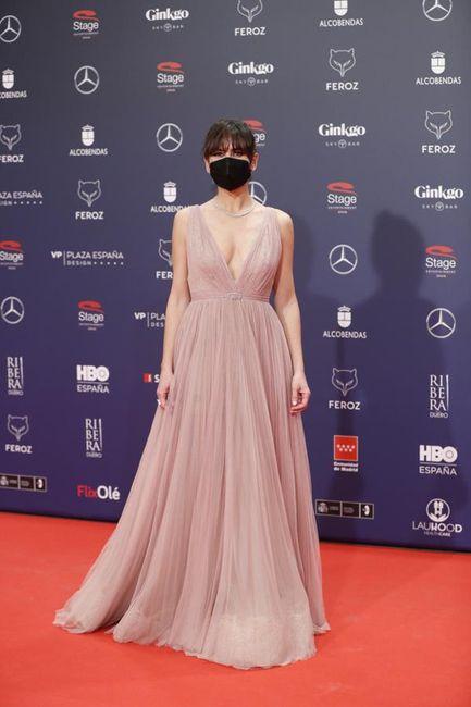 Premios Feroz: ¿Aún no has visto los modelitos? 2