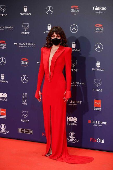 Premios Feroz: ¿Aún no has visto los modelitos? 4