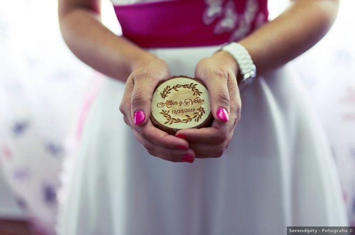 ¿Tendrás sello de boda? 1