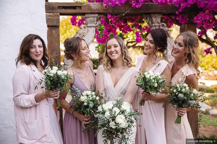 💜 La mujer más importante que asistirá a mi boda es ______ 2