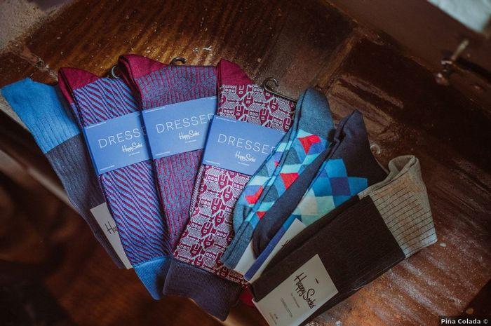 ¿Y estos calcetines? 1