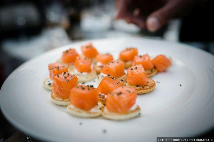 ¿Habrá salmón en vuestro banquete? 😋 1