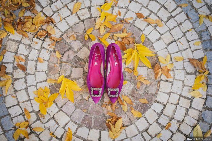 Zapatos atrevidos para novias con mucho estilo 😎 1