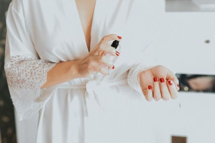 ¿Perfume habitual o exclusivo para el dia B? 1