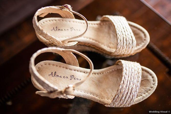 Llega el calorcito... ¿qué tal estas sandalias? ☀️ 1