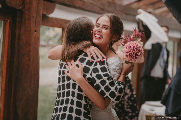 En la boda: ¿Más gente de tu familia o de la suya? 1