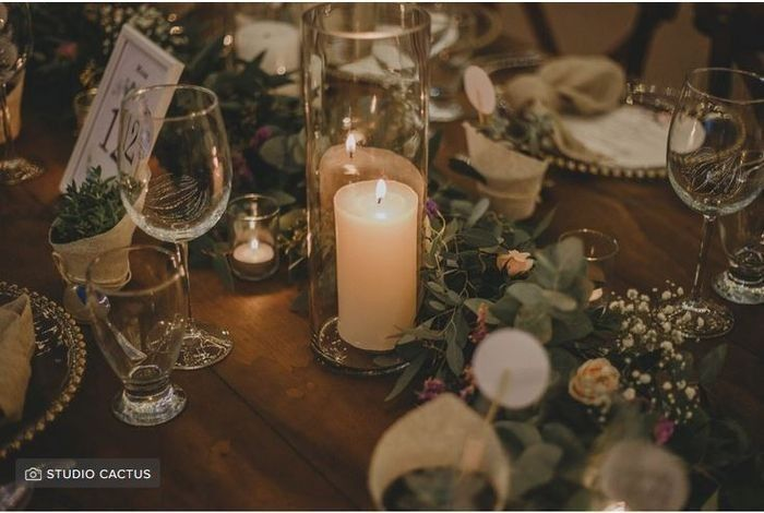 Velas decorativas 🕯️ 2