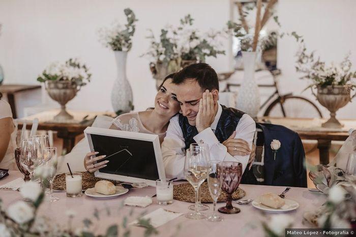 ¿Más emociones en la ceremonia o en el banquete? 1