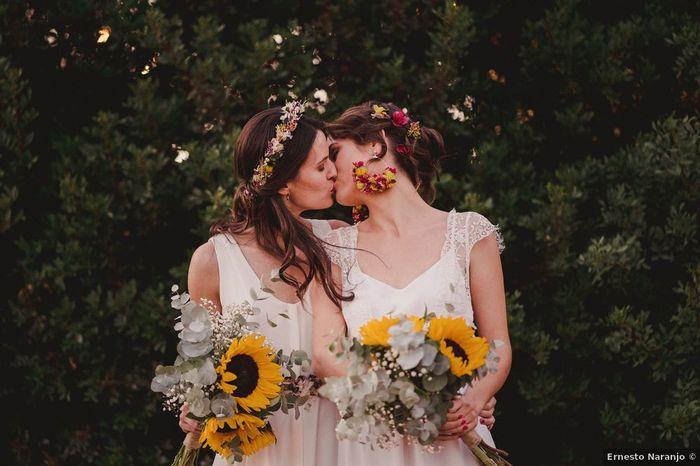 ¿Con cuántos ❤️ valoras el día de tu boda? 1