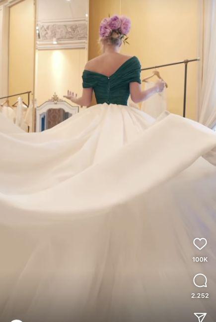 Kitty Spencer, sobrina de Diana de Gales, ¡se ha casado con 5 vestidos diferentes! 😍 - 3