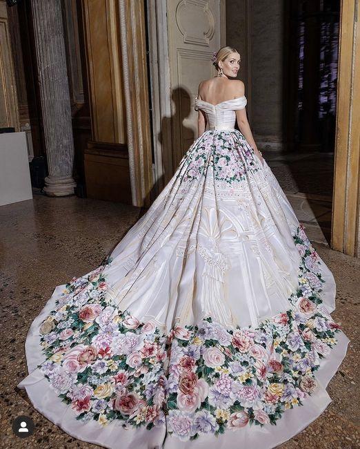 Kitty Spencer, sobrina de Diana de Gales, ¡se ha casado con 5 vestidos diferentes! 😍 - 5
