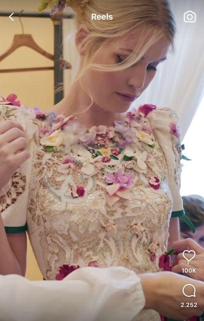 Kitty Spencer, sobrina de Diana de Gales, ¡se ha casado con 5 vestidos diferentes! 😍 - 6