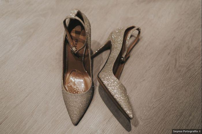 ¿Zapatos con o sin brilli brilli? 2