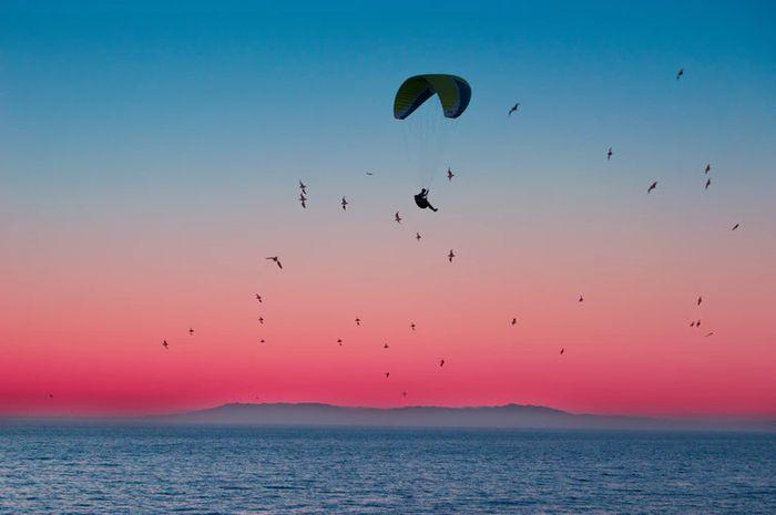 ¿Alguna vez habéis saltado en paracaídas? 2