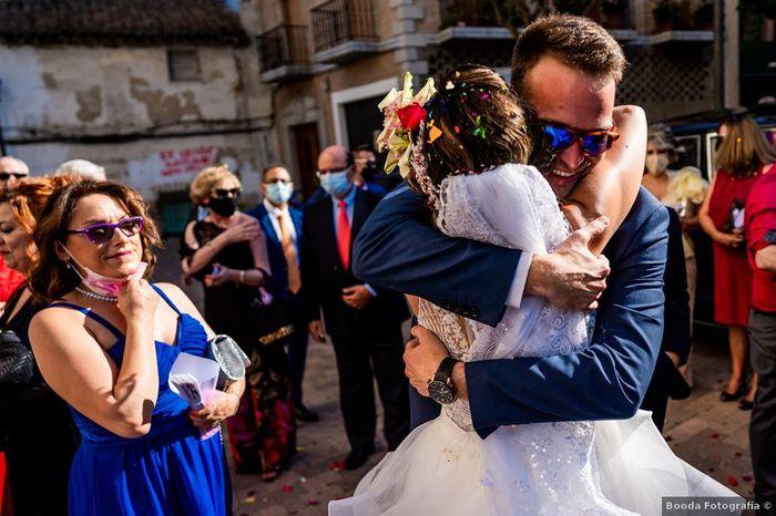 ⚠️ Invitar a un ex a la boda: ¿A favor o en contra? 1