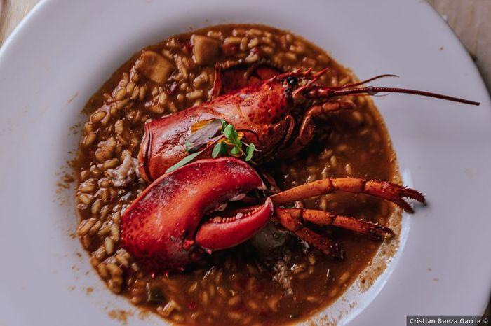 ¿Qué te parece este plato? 1