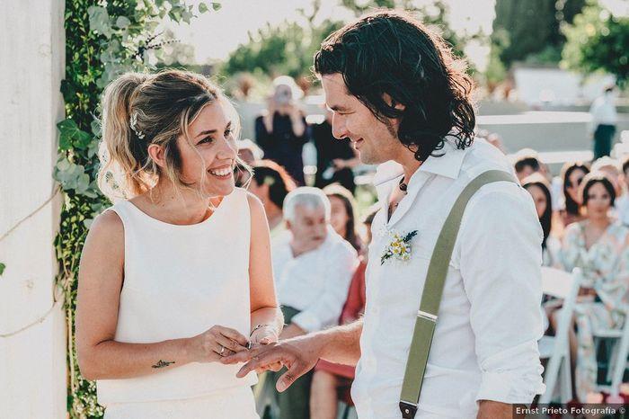 ¿Qué es lo primero que pensaste al conocer a tu pareja? 1