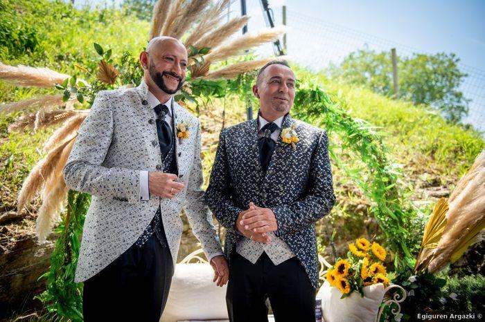¡No te pierdas los originales looks de Fran y Mikel! 1