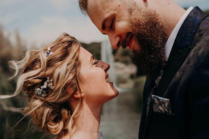1 mirada para tu boda: ¿La quieres? 2