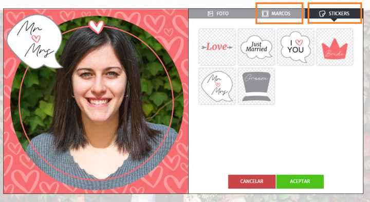¡Consigue un fotomarco exclusivo by Bodas.net! 📷😎 - 3