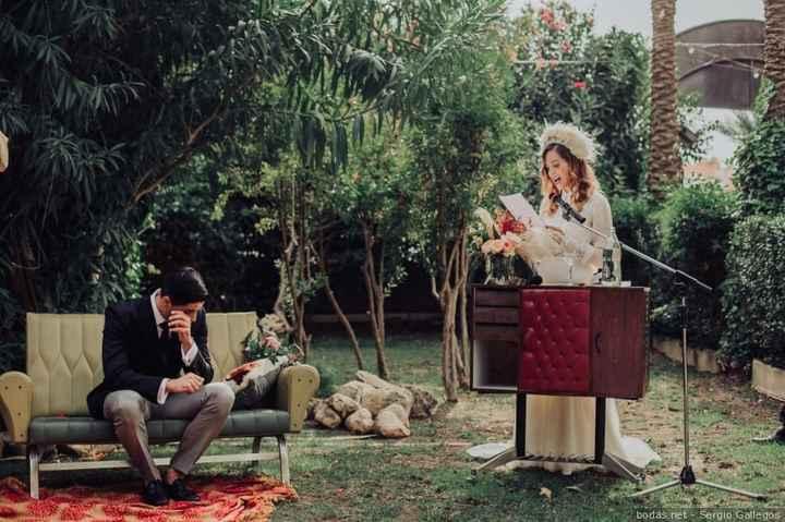 ¡Aquí tienes 3 ideas súper originales para los votos matrimoniales! ❤️️ - 1