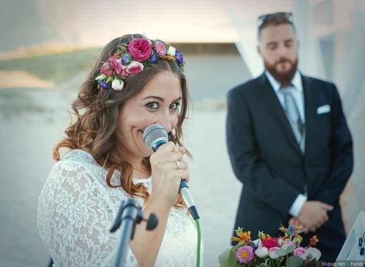 ¡Aquí tienes 3 ideas súper originales para los votos matrimoniales! ❤️️ - 2