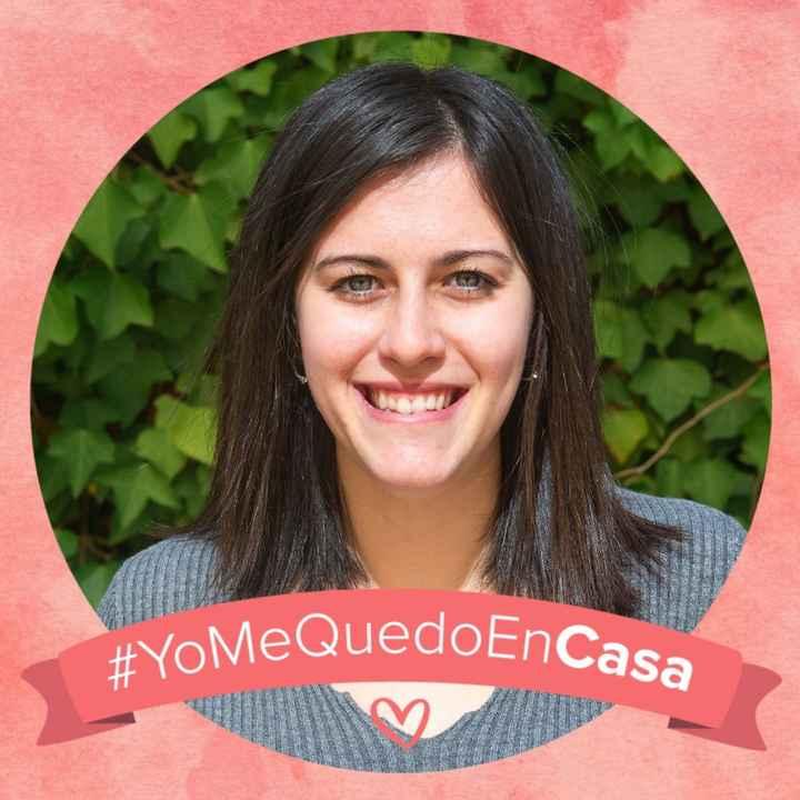 ¡Personaliza tu foto de perfil con nuestros marcos #Quédateencasa! ❤️️ - 1