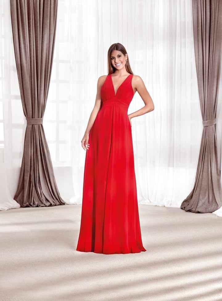 Descubre los colores que son tendencia en vestidos de invitada 👗 - 1