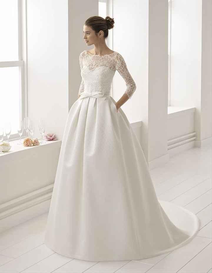 El vestido... ¿Romántico o seductor? - 1