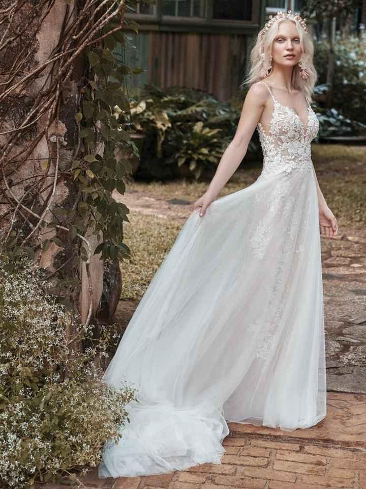 El vestido... ¿Romántico o seductor? - 2