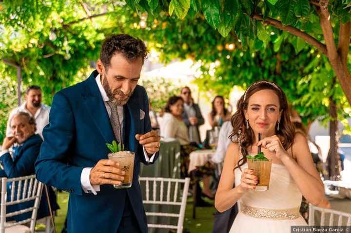 ¿Mojitos el día de la boda? 🍹 - 1