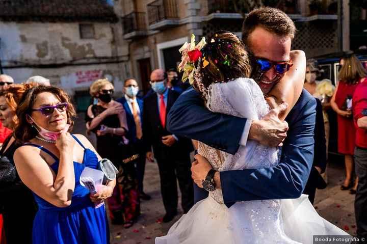 ⚠️ Invitar a un ex a la boda: ¿A favor o en contra? - 1
