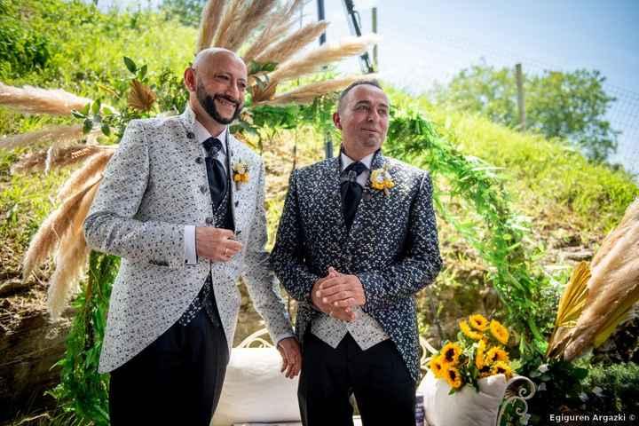 ¡No te pierdas los originales looks de Fran y Mikel! - 1