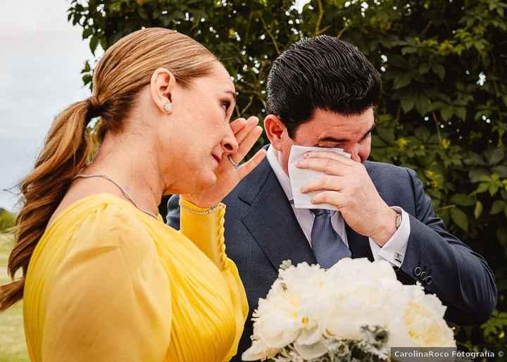 ¿Llorarás tú, llorará tu pareja o lloraréis los dos? - 1