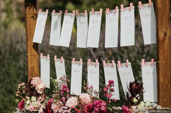 1 seating plan para tu boda: ¿Lo quieres? - 1