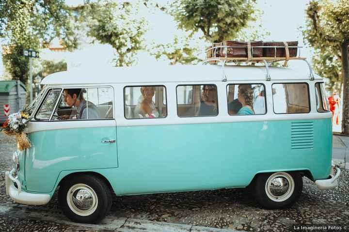 1 transporte para tu boda: ¿Lo quieres? - 1