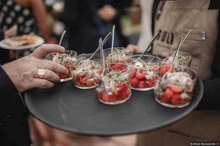 Aperitivo refrescante en la boda: ¿Es una buena idea? - 1