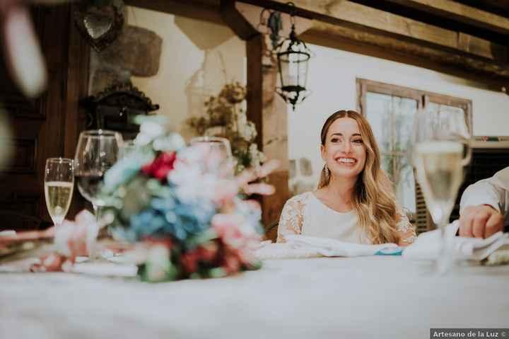 👂 Cuéntanos algún detalle sobre tu banquete - 1