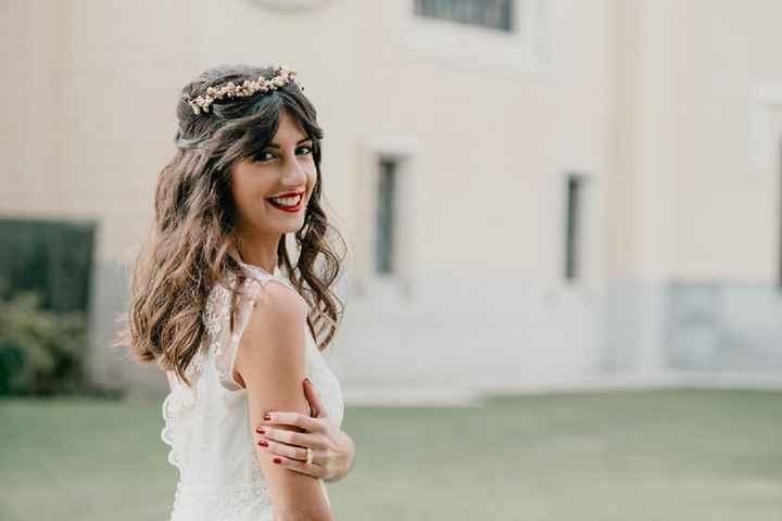Peinados de novia informales y sencillos: ¡Una apuesta segura para tu look! - 1