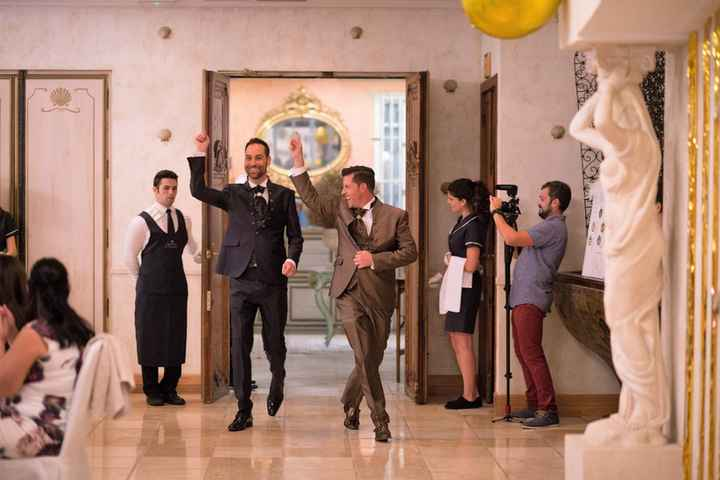 Entrada al banquete: ¿Formal o a lo loco? - 1