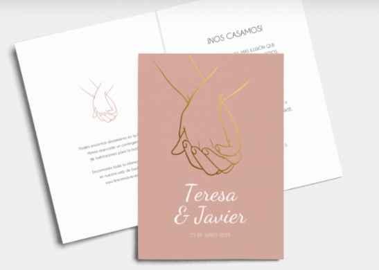 Mis invitaciones: ¿con ilustraciones? - 1