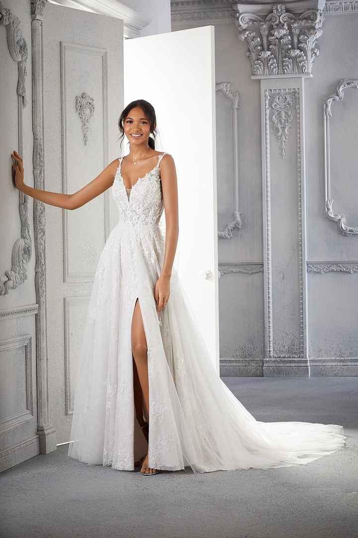Escoge el mejor adjetivo para este vestido 👗 - 1