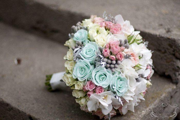 Ramo de novia y temática boda - 2