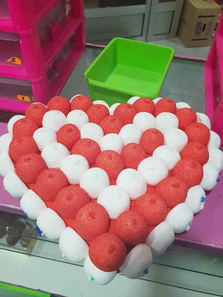 Preparando nuestro candy bar - 2