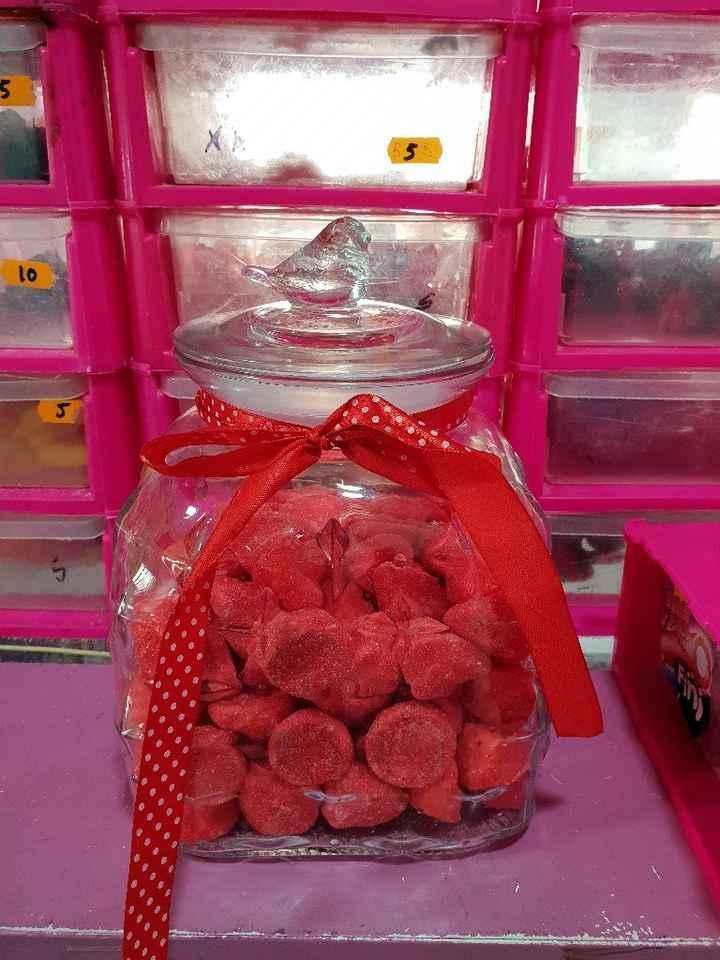 Preparando nuestro candy bar - 5