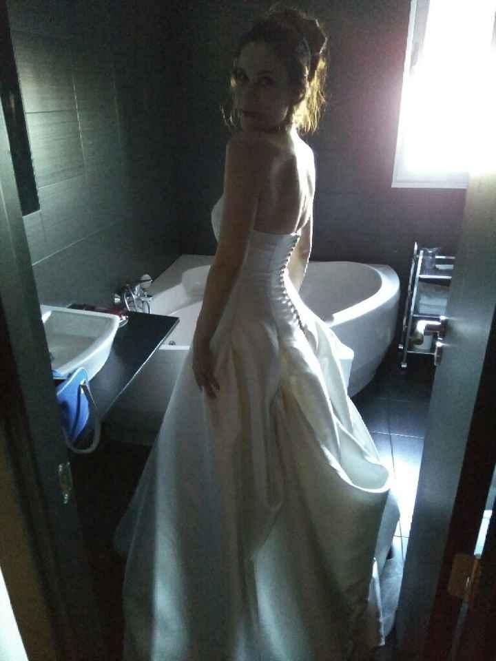 Deseadnos suerte, nos casamos hoy ya!!! - 3