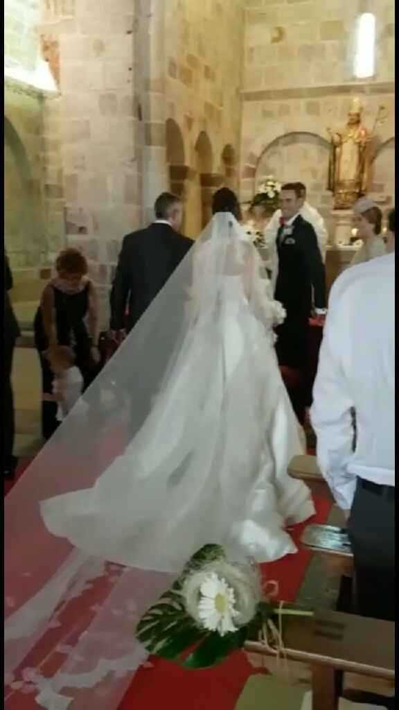 Deseadnos suerte, nos casamos hoy ya!!! - 5