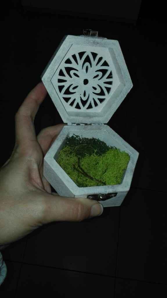 Caja de anillos y arras - 2