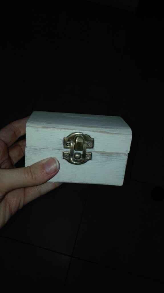 Caja de anillos y arras - 3